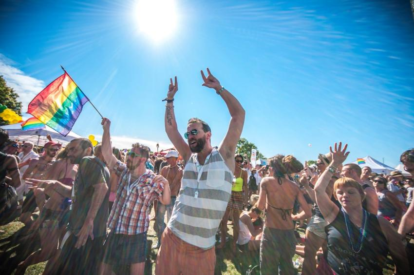 pride lgbt festival