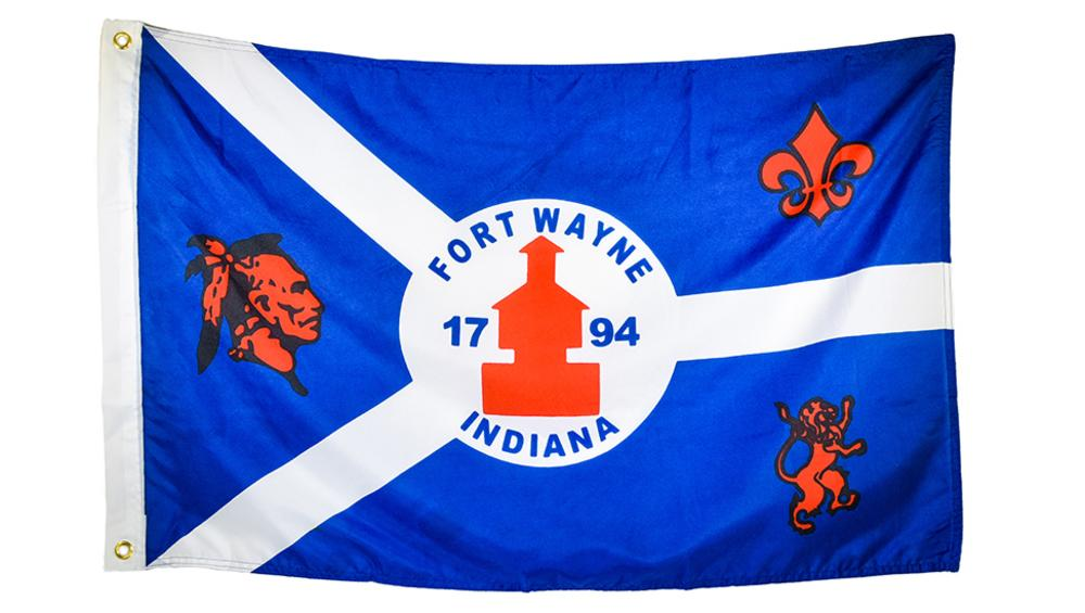 City of Fort Wayne Flag