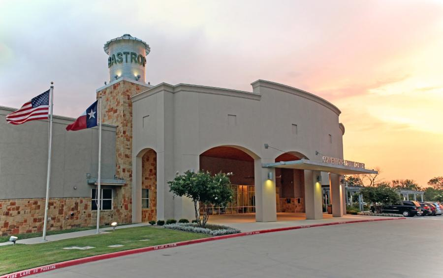 Bastrop Convention Center