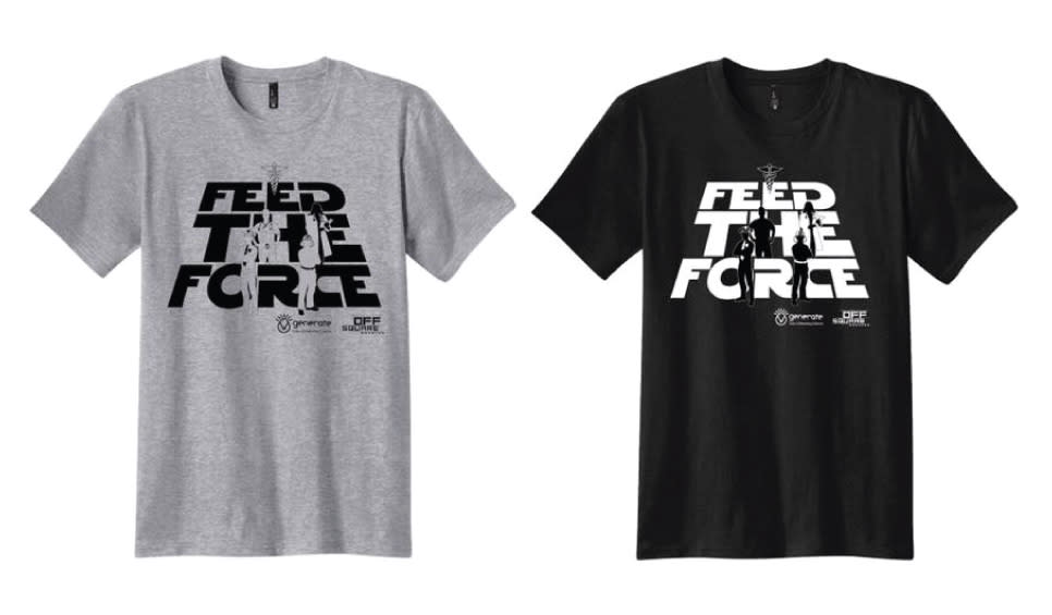 Feed the Force - Off Square