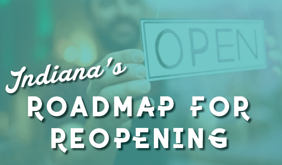 Indiana's Roadmap for Reopening