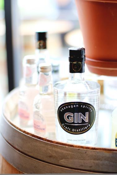 Okanagan Spirits Gin