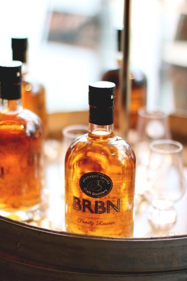 Okanagan Spirits Bourbon