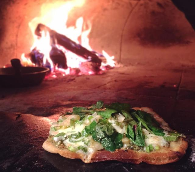 Firewood Pizza