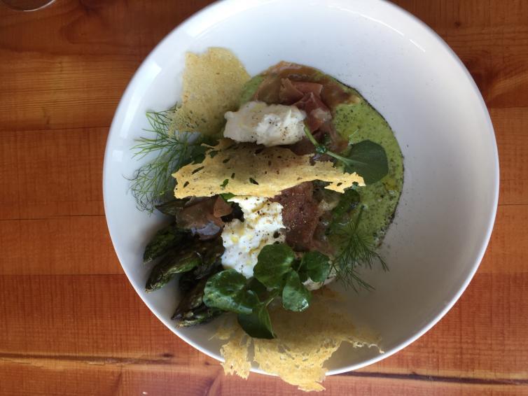 Asparagus Dish - Summerhill
