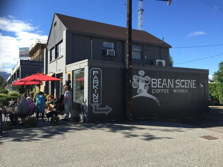 Bean Scene Pandosy