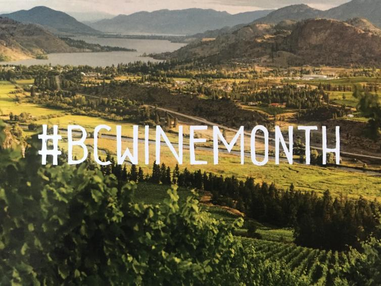 BC Wine Month 2