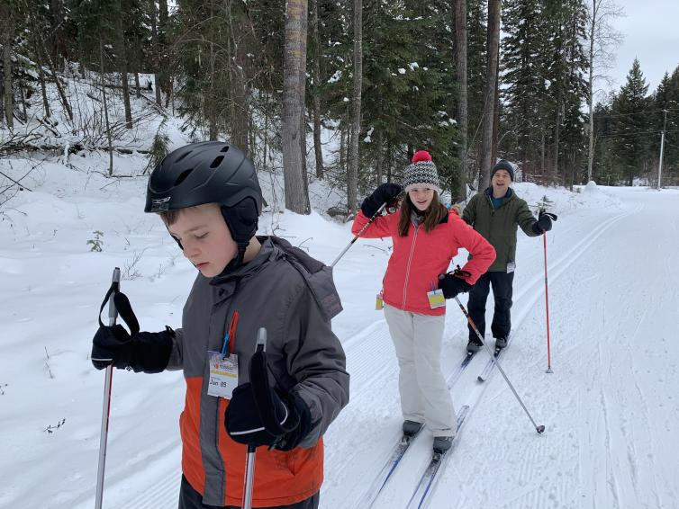 Nordic Skiing at Telemark
