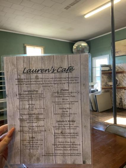 Lauren's Cafe