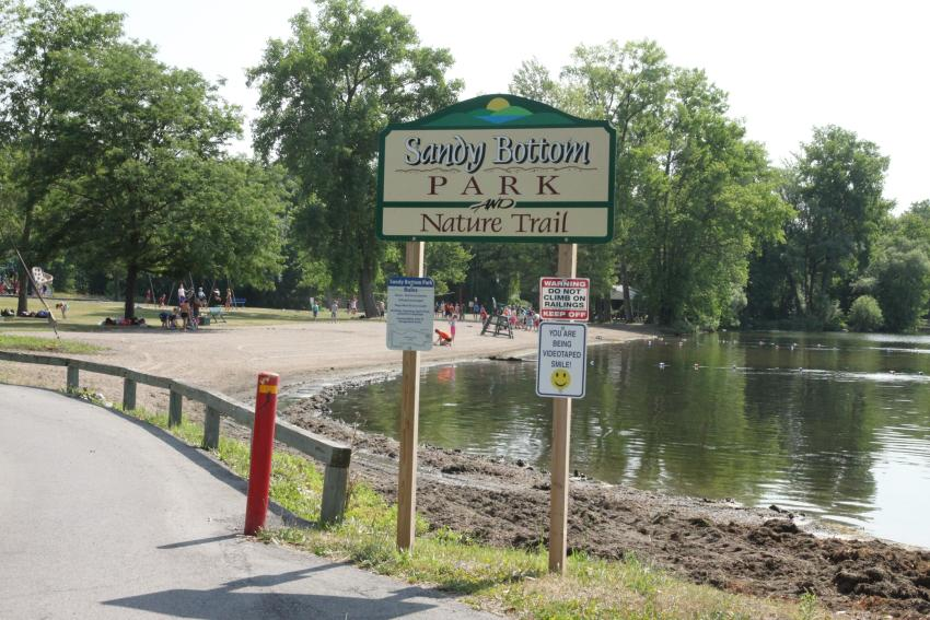 Sandy Bottom Park - Honeoye Lake
