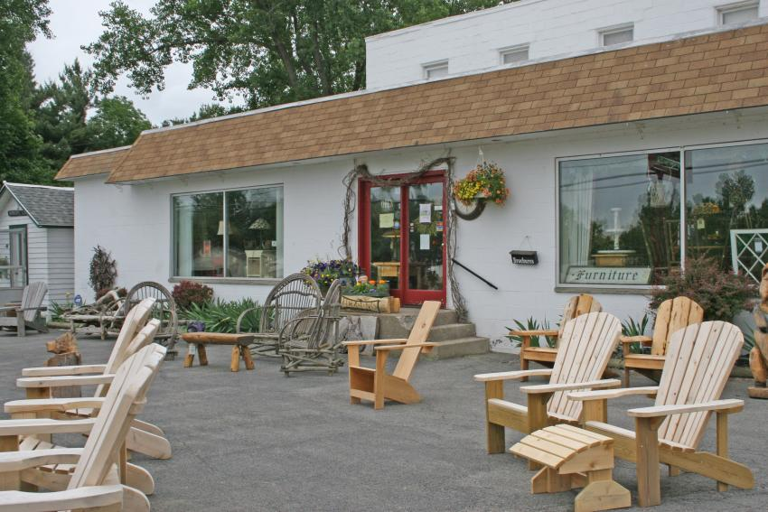 Adirondack Chairs at The Furntiure Doctor