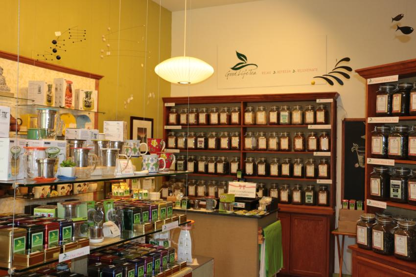 Shop at Good Life Tea