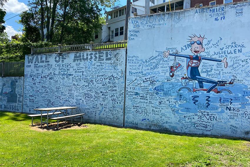 Musselman Mural Geneva