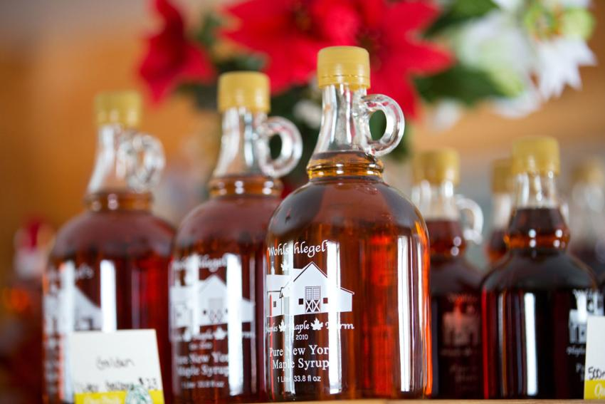 Wohlschlegels Maple Farm - Maple Syrup