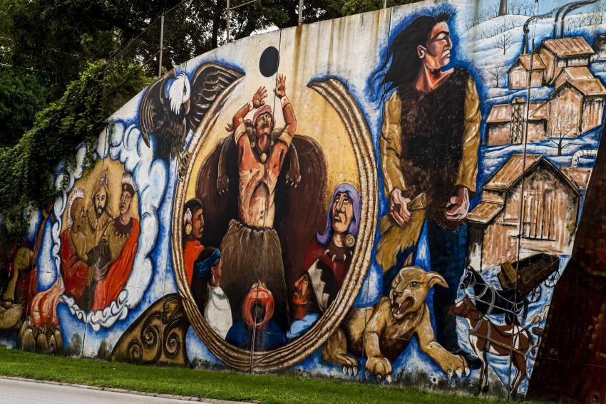 Argentine Mural