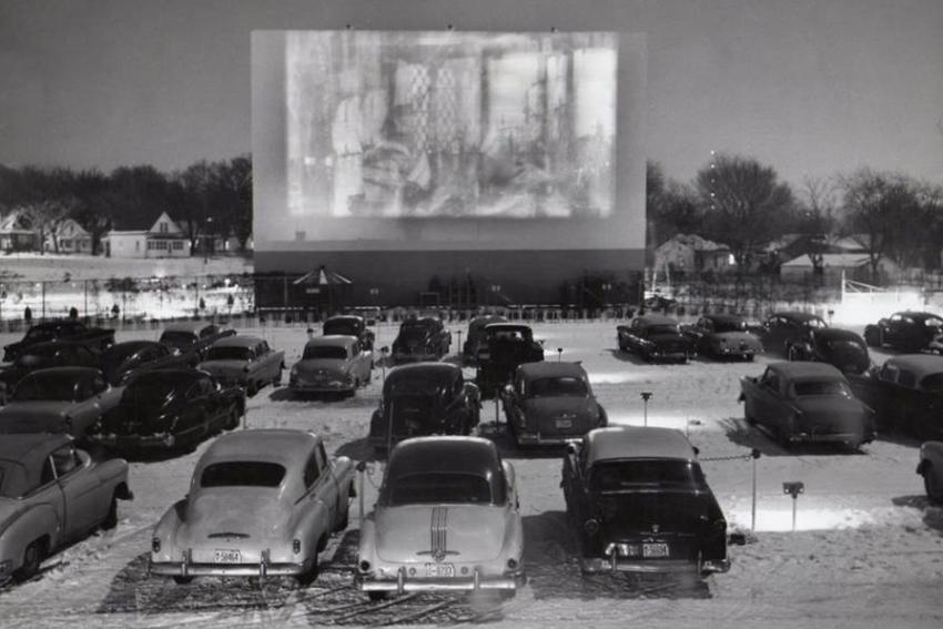 Old Boulevard Drive In