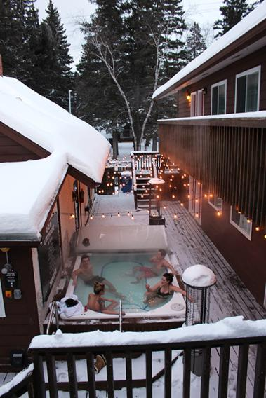 Lake House Boutique Hotel in Riding Mountain National Park