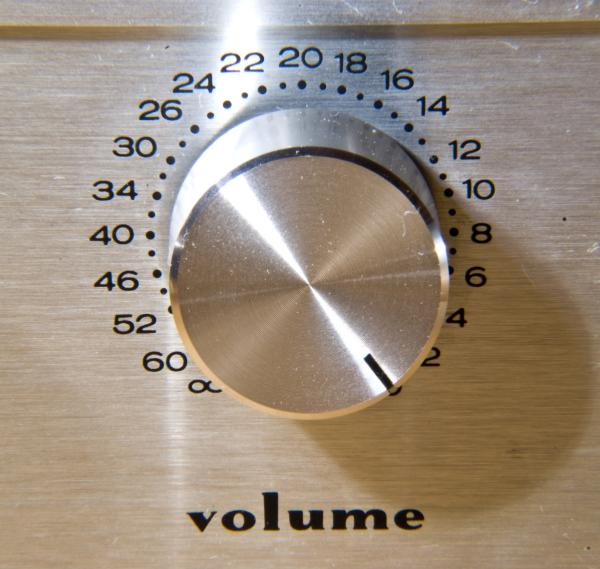 Volume Adjuster