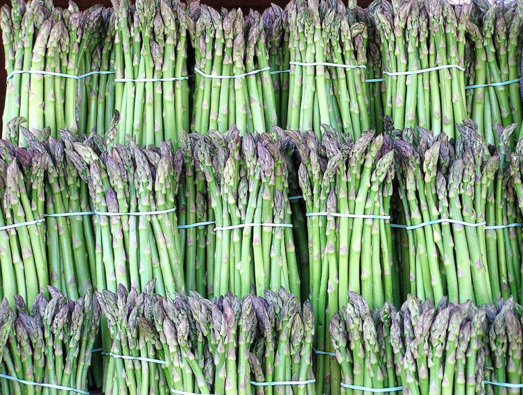BC Tree Fruits Market - Asparagus