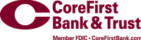 CoreFirst Bank & Trust Logo