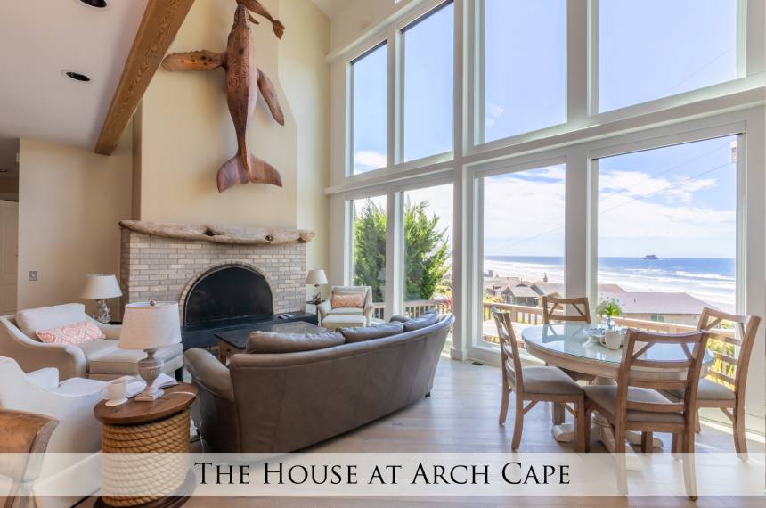 The House at Arch Cape