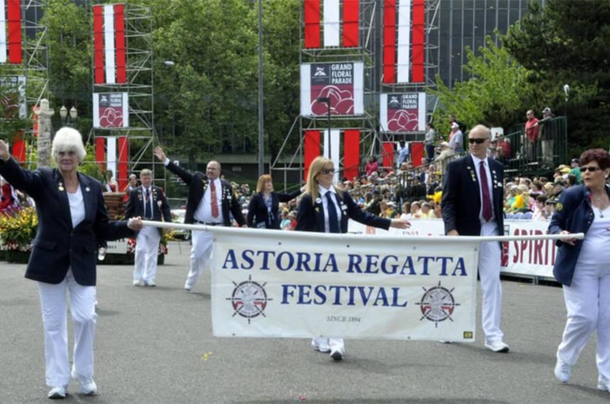 Astoria Regatta