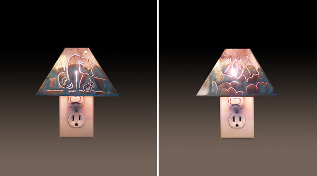 New Night Light Designs