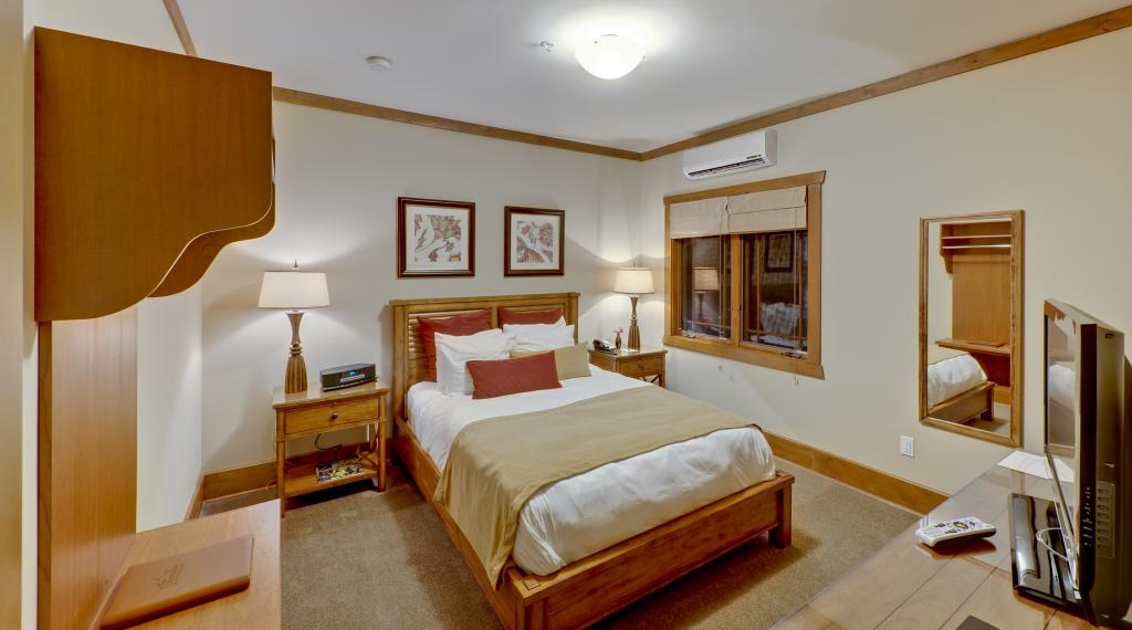 Mountain View Queen Room