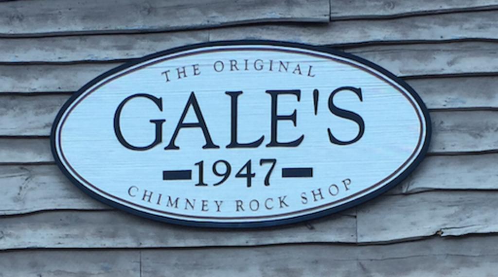 Gale's Rock Shop