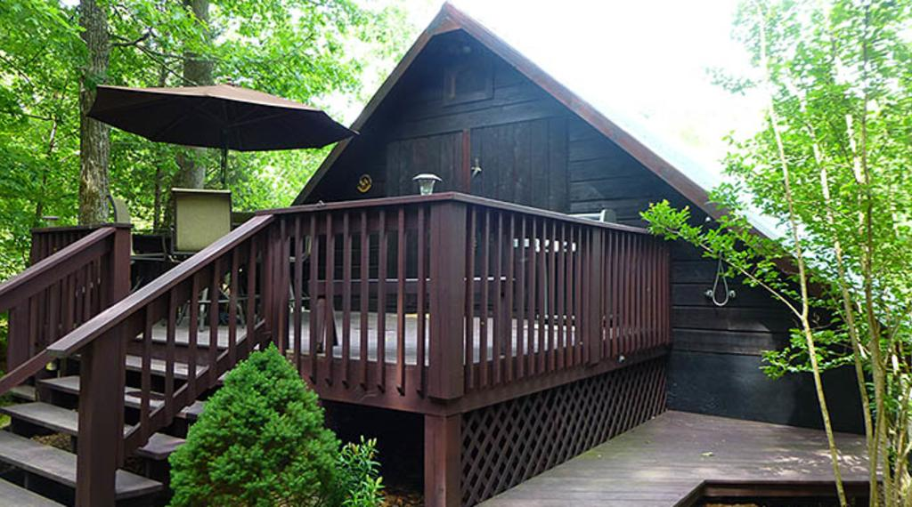 Rocky Bottom Cabin