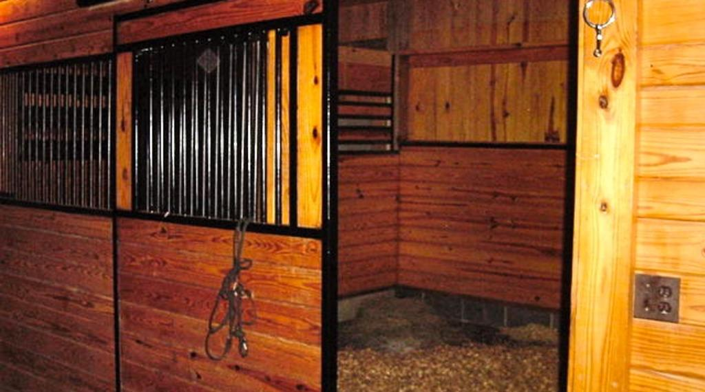 9 Safe and secure stalls available