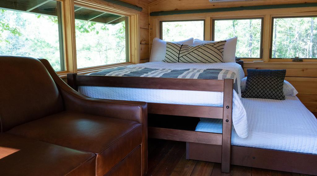 Treetop Cabins