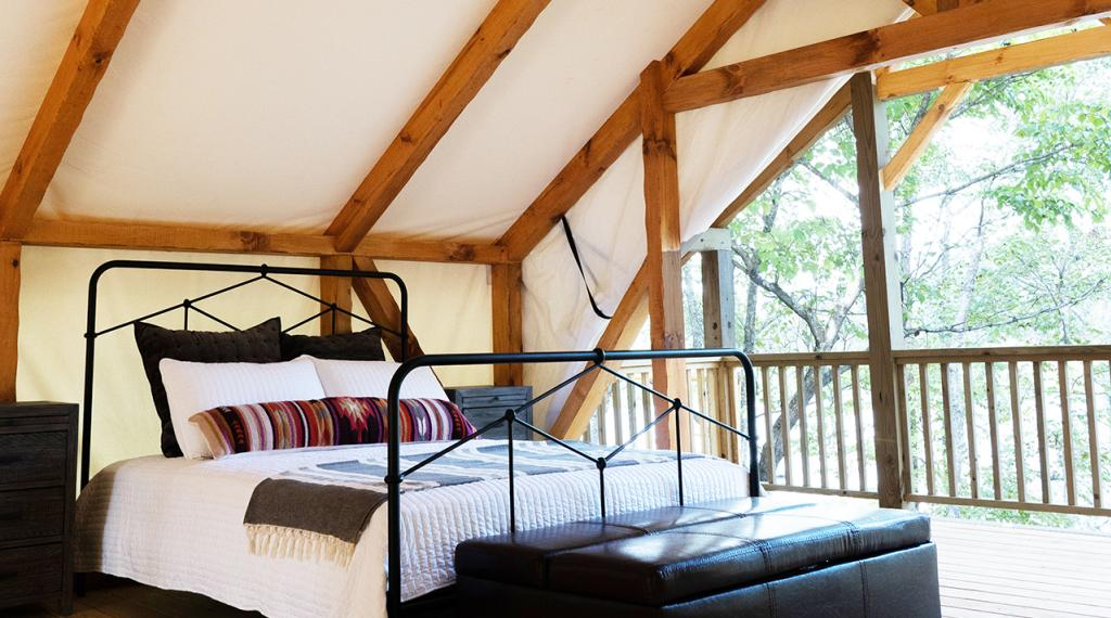 Luxury Glamping Tents