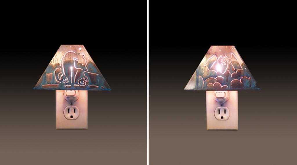 New Night Light Designs