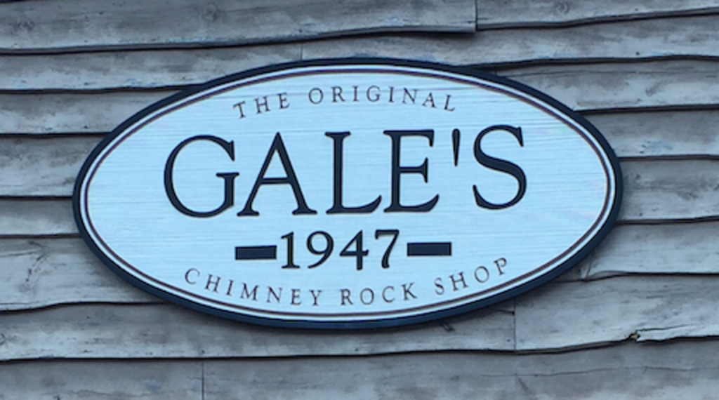 Gale's Rock Shop