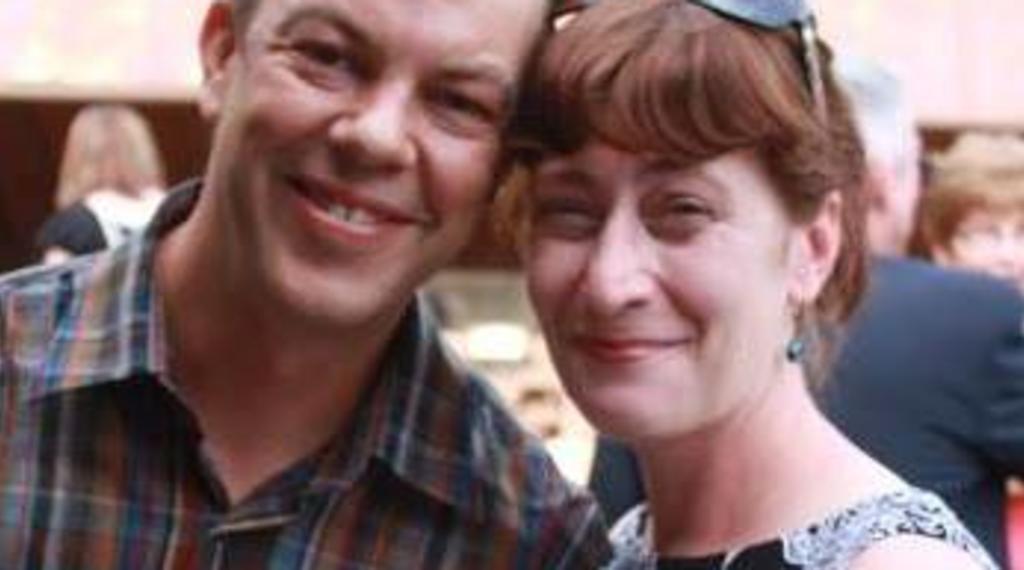 Owners Lori & Ben Byers