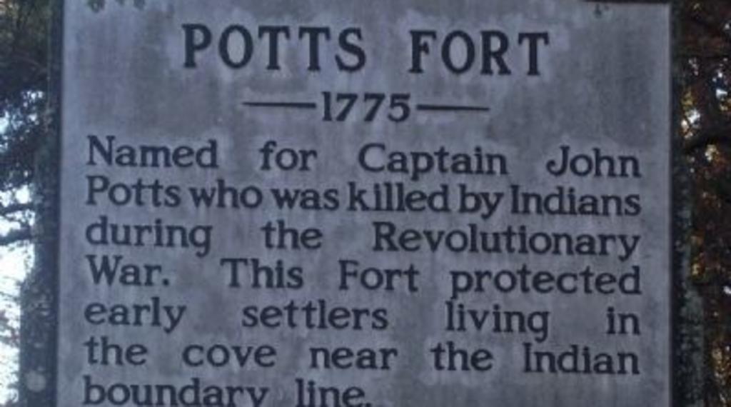 Pott's Fort