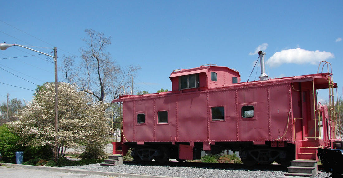 elkmont caboose