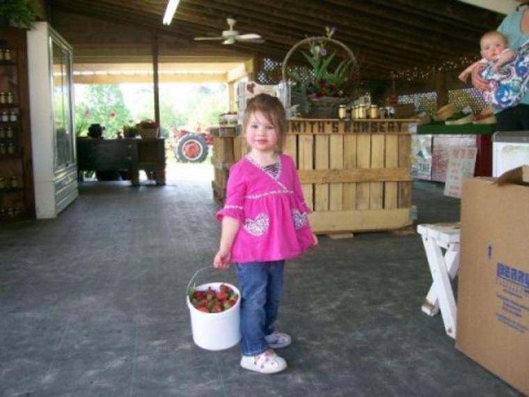 Smiths strawberry-kid