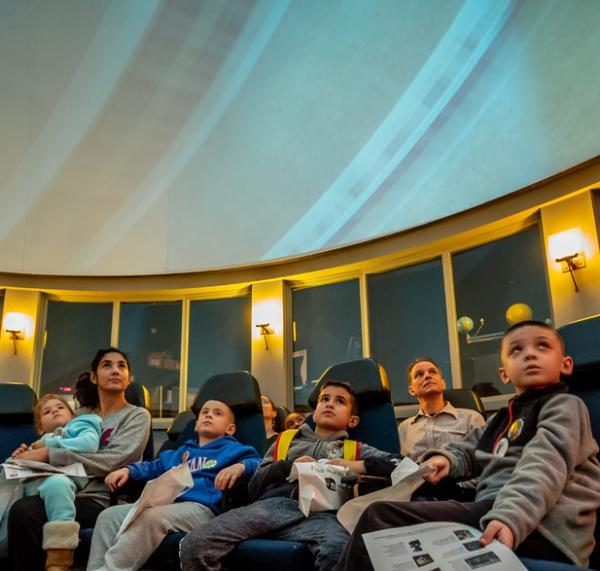 Newark Museum Planetarian