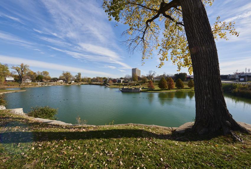 Big Eleven Lake