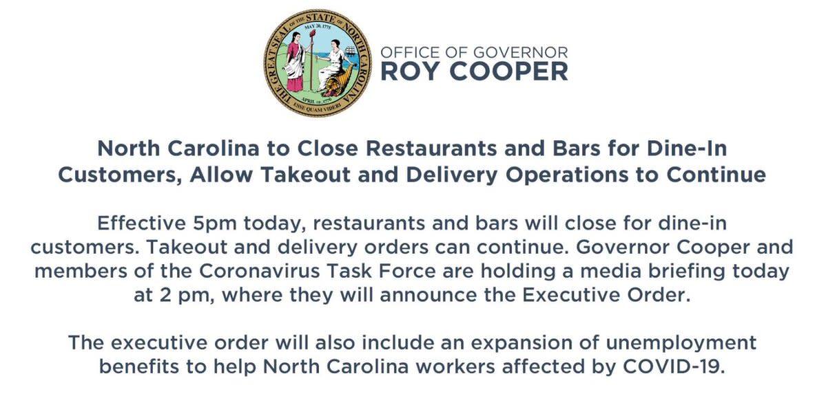 Governor Notice