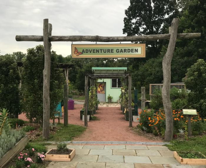 Gabis Arboretum Adventure Garden - Carolyn Hricik