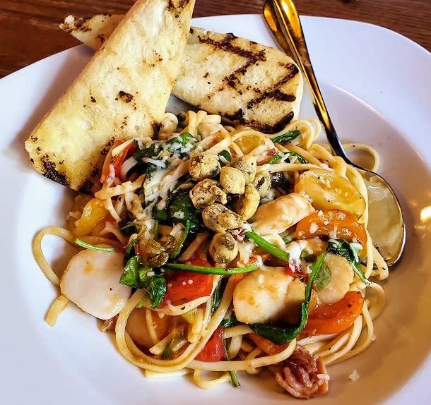 Finkle Street Taphouse pasta