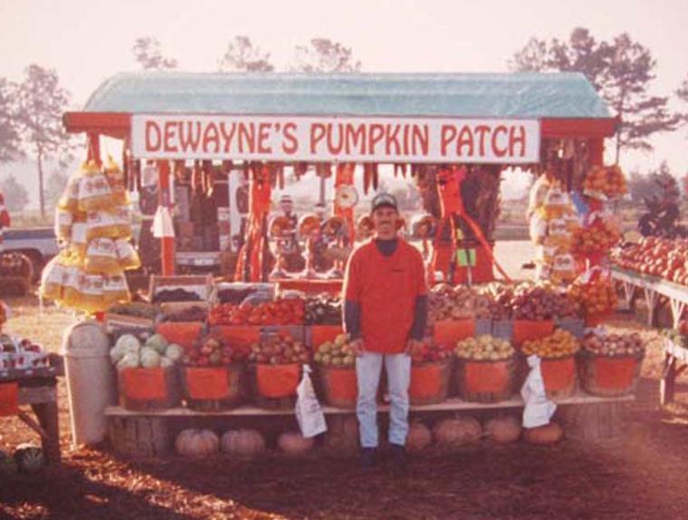 DeWayne's Original Photo