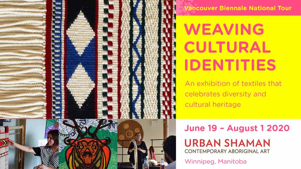 Weaving Cultural Identities at the Urban Shaman Gallery