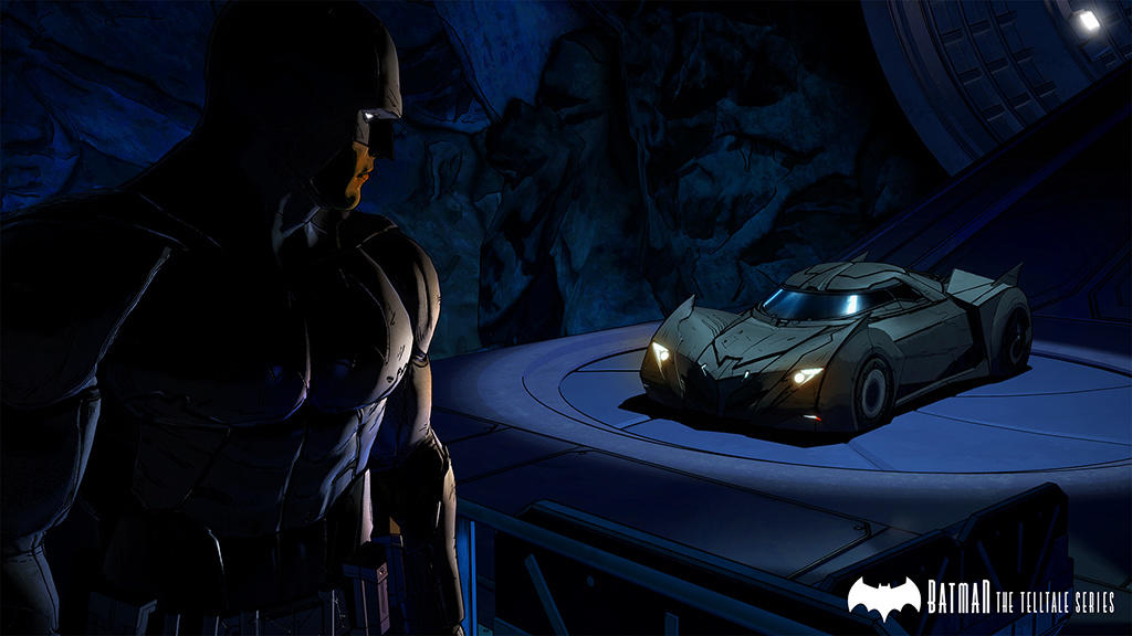 Batman Telltale 4