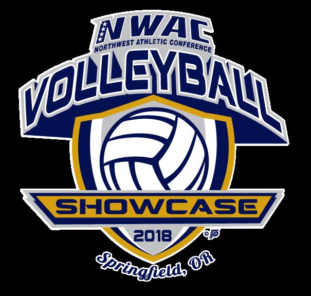 2018 NWAC Volleyball Showcase Logo
