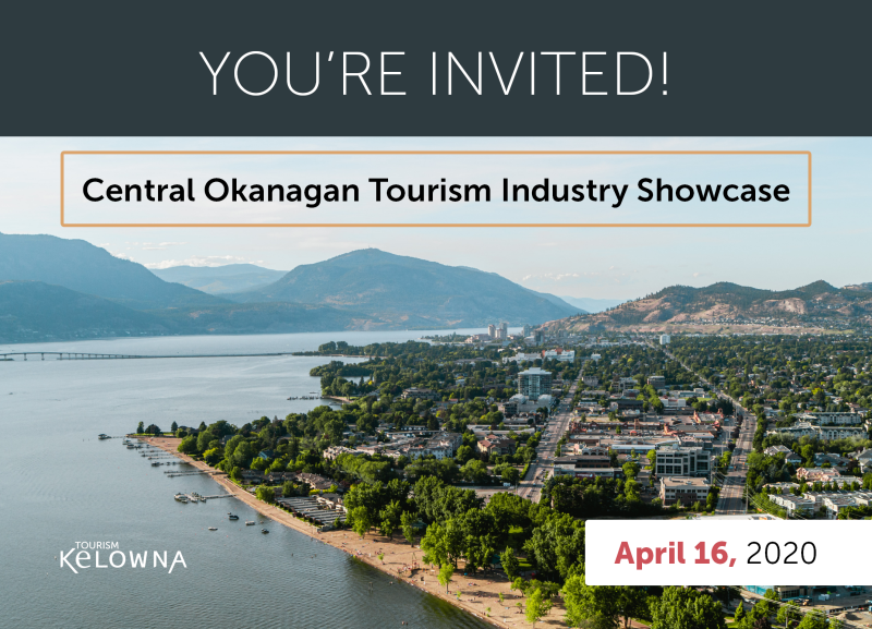 2020 Tourism Industry Showcase Postcard