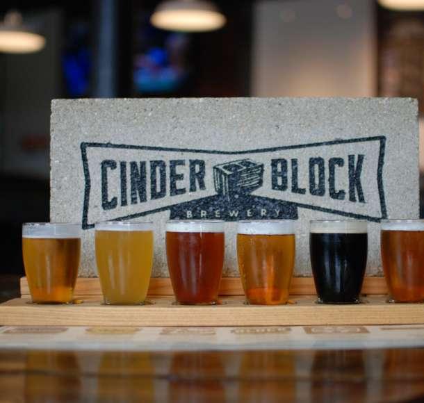 Cinder Block Brewery